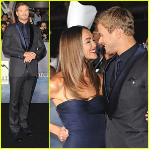 Kellan Lutz: 'The Twilight Saga: Breaking Dawn Part 2' Premiere