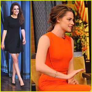 Kristen Stewart: Puppy Love on 'Live with Kelly & Michael'
