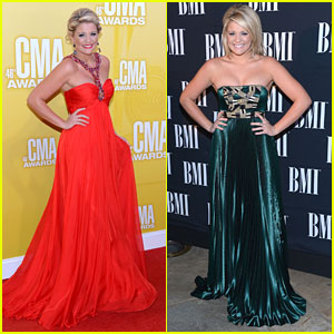 Lauren Alaina - CMA Awards 2012
