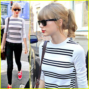Taylor Swift: Breakfast at Bill's in Sydney