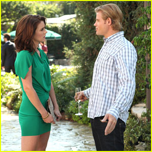 Jessica Stroup: '90210' 100th Episode Airs TONIGHT!!!