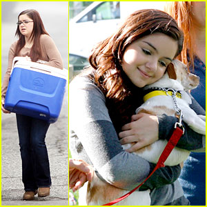Ariel Winter: Puppy Love