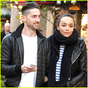 Ashley Madekwe: The Grove with Husband Iddo Goldberg