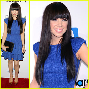 Carly Rae Jepsen: Rising Star at Billboard Women in Music Luncheon 2012