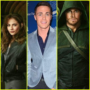 Colton Haynes Joins CW's 'Arrow'