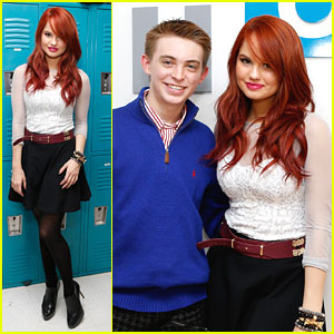Debby Ryan &#038; Dylan Riley Snyder: Wii U Showdown!