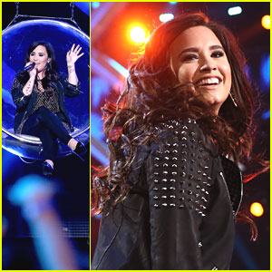 Demi Lovato: VH1 Divas 2012 Performance -- Watch Now!