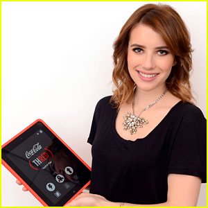 Emma Roberts: Play THRED & Save Lives!