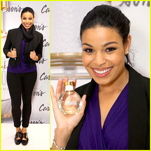 Jordin Sparks Promotes 'Ambition'
