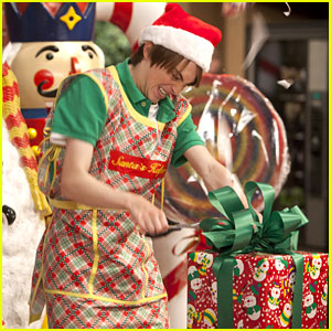 Kickin' It: New Christmas Episode Tomorrow Night!