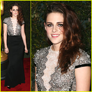 Kristen Stewart: Governors Awards 2012