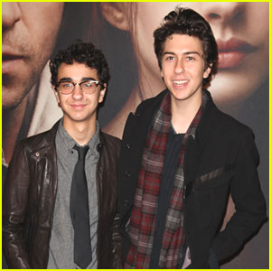 Nat & Alex Wolff: 'Les Miserable' Men