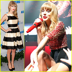 Taylor Swift: Jingle Ball 2012!
