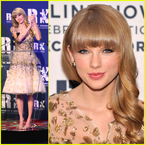 Taylor Swift: Ripple of Hope Awards 2012