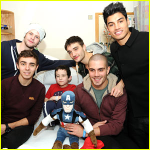 The Wanted: Z100's Jingle Ball 2012