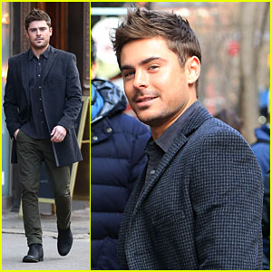 Zac Efron: 'Are We Officially Dating?' in New York City