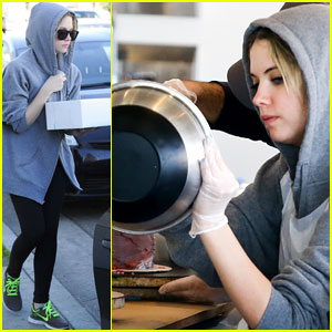 Ashley Benson: Duff's Cakemix Girl