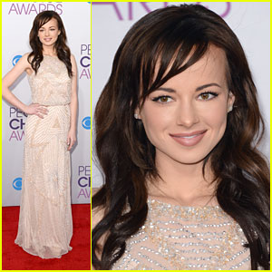Ashley Rickards: People's Choice Awards 2013