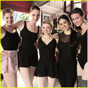 Bunheads: First Look at Jeanine Mason!