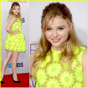 Chloe Moretz: People's Choice Awards 2013