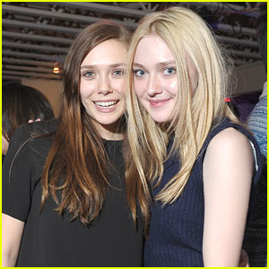 Dakota Fanning & Elizabeth Olsen: 'Very Good Girls' Portraits at Sundance 2013