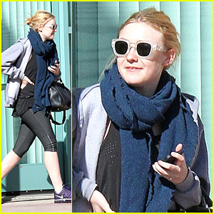 Dakota Fanning: 'Now Is Good' DVD Out Now!
