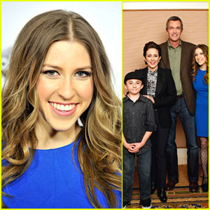 Eden Sher: Winter TCA Tour with Atticus Shaffer