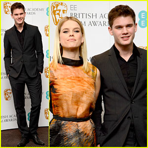 Jeremy Irvine: BAFTA 2013 Nominations Announcement