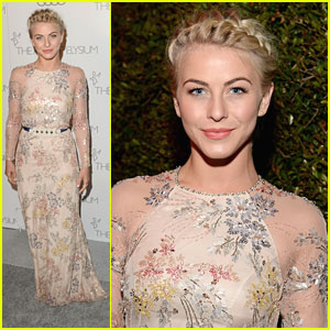 Julianne Hough: Art of Elysium Heaven Gala 2013