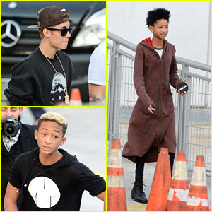 Justin Bieber: Miami Concert with Willow & Jaden Smith!