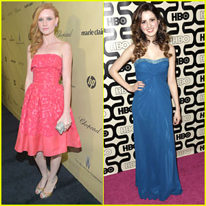 Laura Marano &#038; Madisen Beaty: Golden Globe After Parties 2013
