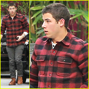 Nick Jonas: Tour Meeting Man
