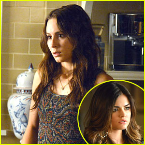 Troian Bellisario & Lucy Hale: 'Out Of the Frying Pan, Into The Inferno' PLL Stills!