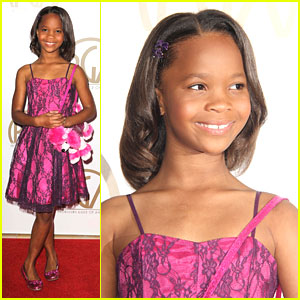 Quvenzhane Wallis: Producer's Guild Awards 2013
