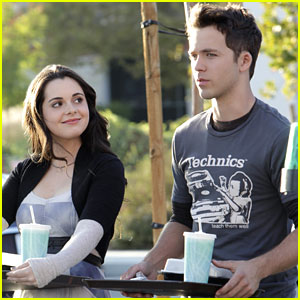 Vanessa Marano Transfers Schools on 'Switched At Birth'