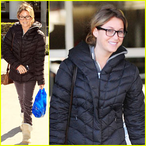 Alexa Vega: LAX Arrival