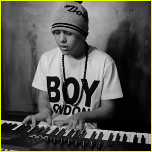 Austin Mahone: 'Say You're Just a Friend' Piano Version - Watch Now!
