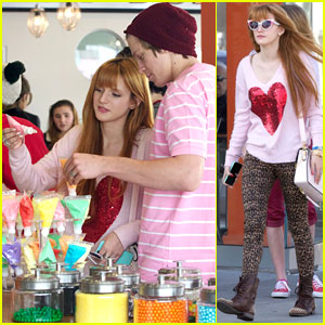 Bella Thorne & Tristan Klier: Duff's Cakemix Couple!