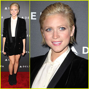 Brittany Snow Celebrates LA's Music Industry