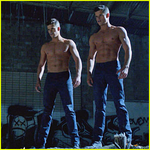 Charlie & Max Carver: 'Teen Wolf' Season 3 First Look!
