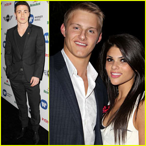 Colton Haynes &#038; Alexander Ludwig: Post-Grammy's Party Goers