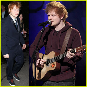 Ed Sheeran: Post-Grammy's 'Conan' Appearance