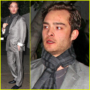 Ed Westwick: '50 Shades of Grey' Star?