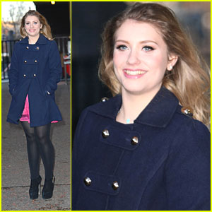 Ella Henderson Talks Internet Safety on 'Daybreak'