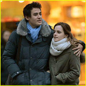 Emma Watson &#038; Will Adamowicz: New York City Stroll!