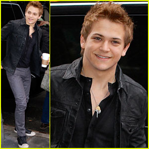 Hunter Hayes: I'm 'Really Nervous' About the Grammys!