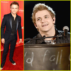 Hunter Hayes: Grammys MusiCares Person Of The Year 201