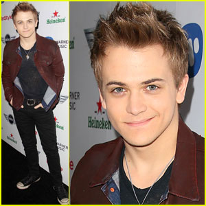 Hunter Hayes: Warner Music Group's Post-Grammy's Party