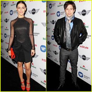 Jackson Rathbone & Jessica Lowndes: Post-Grammy's Party