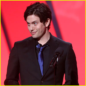 Jackson Rathbone: 3rd Annual Streamy Awards Presenter